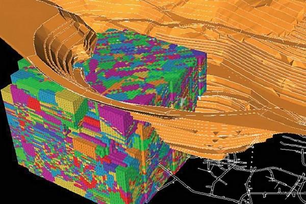 Modelación Geometalúrgica.